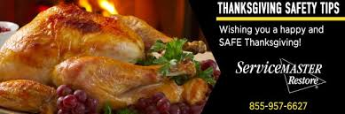 Cooking And Fire Safety Tips For Thanksgiving