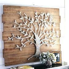 metal tree artwork metal willow tree wall decor round wood and metal tree wall decor stunning