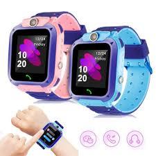 HOT] Đồng hồ thông minh dành cho trẻ em lắp sim, định vị, chống nước Q12  giá rẻ