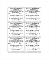 free coupon template word coupon template word incheonfair