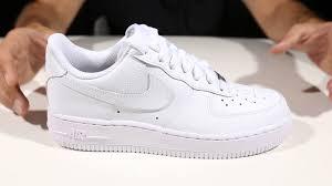 womens nike air force 1 white. Womens Nike Air Force 1 White .