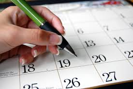 Make A Time Schedule Tips For Making Following A Study Schedule