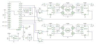 dual dc motor speed control