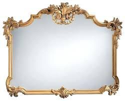 horizontal wall mirror