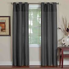 Modern Bedroom Curtain Modern Simple Grey Curtain For White Bedroom Decor And Beautiful