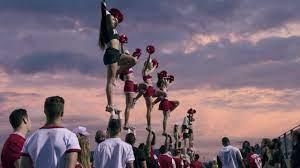 Teen Wants Become Cheerleader