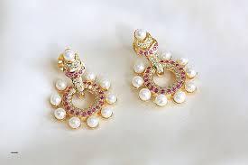 mother of pearl chandelier earrings luxury beautiful designer cz earring with pearl beads earrings has aaa