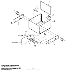 Simplicity 1692028 weight box parts diagram for weight box