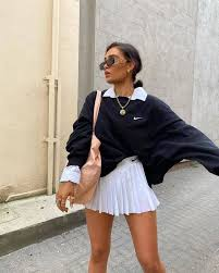 Get the best deals on tennis skirt outfit and save up to 70% off at poshmark now! Tennis Skirt Outfits Fashion To Follow