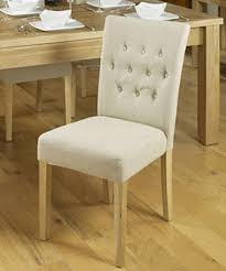 aston solid oak hidden. Flare Back Upholstered Dining Chair (Pair) Aston Solid Oak Hidden