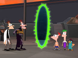 phineas and ferb across the 2nd dimension dr doofenshmirtz dr doofenshmirtz 2 phineas ferb and perry the platypusphoto by disney xd