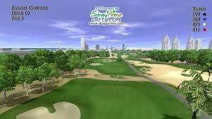Golf Course Design Game Pc The Faldo Course Emirates Golf Club
