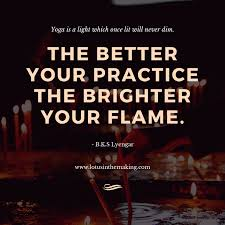Never Dim Your Light Quote 20 Powerful Yoga Quotes To Inspire You Lotus In The Making