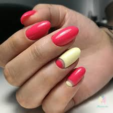 Red And Yellow Nail Designs Nail Art 4206 Best Nail Art Designs Gallery