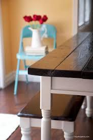 Kitchen Table Plan Diy Farmhouse Kitchen Table I Heart Nap Time