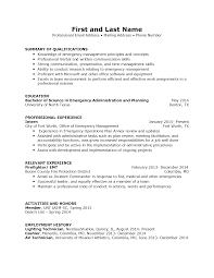 Graphic Designer Resume Format For Fresher Entry Level Resume