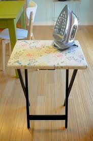 Decorative Tv Tray Tables 100 Different Fun Ways To Use TV Trays 21