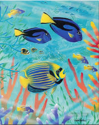 underwater sea life paintings sea life world painting in oil for