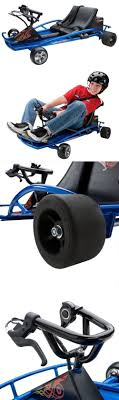 1000 ideas about electric go kart go kart motor complete go karts and frames 64656 razor blue ground force drifter battery powered electric