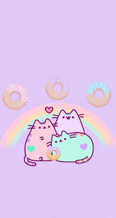 Rainbow Pusheen Wallpapers - Top Free ...