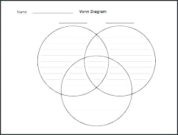 Venn Diagram Printable 2 Circles Lined Venn Diagram Eurotekinc Com