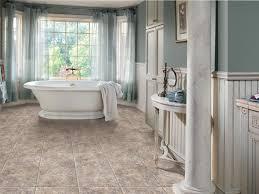heated tile bathroom floor