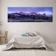 panoramic canvas prints uk panoramic
