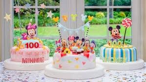 Birthdays Celebrations Hong Kong Disneyland