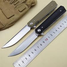 Складной карманный нож KESIWO 9cr18mov G10, тактические ...