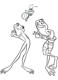 princess and the frog coloring pages princess coloring page princess and the frog coloring pages images