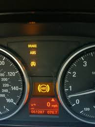 All BMW Models bmw 120d warning lights : Help!! Yellow dtc and abs lights have come on!!