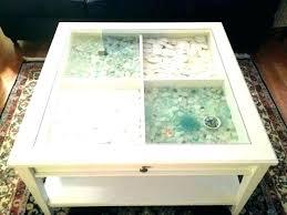 coffee table white glass liatorp craigslist