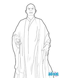 Small Picture Voldemort coloring pages Hellokidscom