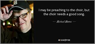 Also known as a chorale or chorus) is a musical ensemble of singers. Top 11 Preaching To The Choir Quotes A Z Quotes