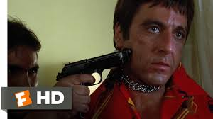 Chainsaw Threat Scarface 2 8 Movie CLIP 1983 HD YouTube