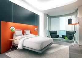 Small Picture Fashion bedroom wall color combination and color design