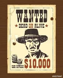 Wanted Poster Template For Pages Free Wanted Poster Templates And Old West For Powerpoint 2018