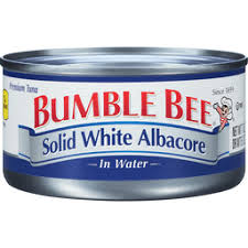 ble bee tuna premium solid white albacore in water