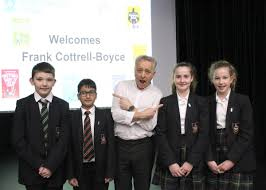 Award-winning author talks storytelling with Princethorpe students | The  Rugby Observer