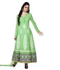 Light Green Combination Light Green White Fabulous Combination Salwar Suit