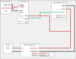 how to wire simon xt to relay to drive external sirens page2 Simon Xt Wiring Diagram name wiring jpg views 1176 size 51 1 kb ge simon xt wiring diagram