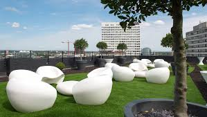 office gardens. Roof Gardens Have Long Been An Appealing Design Feature For Residential Properties. Now Though, Increasing Number Of Business Owners And Commercial Office A
