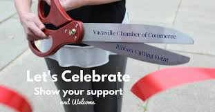 the chamber of commerce is pleased to schedule ribbon cuttings grand openings or other milestone celebrations for new and existing members