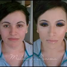 photo of makeup by donoma san antonio tx united states bridesmaid