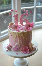 Birthday Cakes For Her Womens Birthday Cakes Coast Cakes