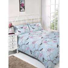 allium dandelion teal king size duvet cover and pillowcase set intended for elegant home king size duvet cover decor