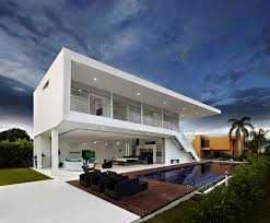 8. Residence in Colombia Displaying a Minimalist Design ...