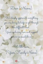 Thank You Note After Funeral To Coworkers 81 Best Funeral Thank You Cards Images In 2019 Funeral
