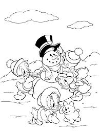 Donald Duck 34 Gratis Kleurplaten