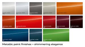 Audi A3 Colour Chart The World Has Unlimited Colours Audi Com